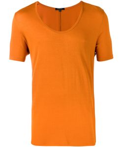 Unconditional | Loose Scoop Neck T-Shirt