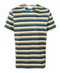 Oliver Spencer | Triple Stripe T-Shirt
