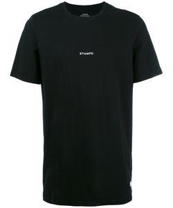 Stampd | Logo Print T-Shirt Small Cotton