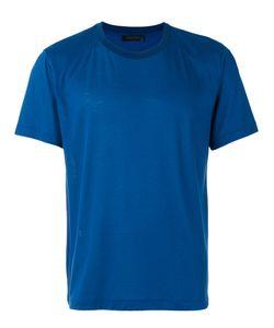 Calvin Klein Collection | Pabelt T-Shirt Small Silk/Viscose/Cotton