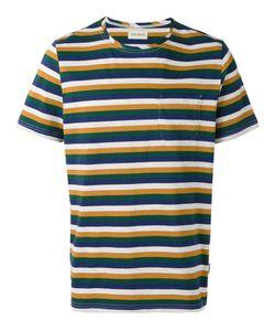 Oliver Spencer | Triple Stripe T-Shirt Size Xl