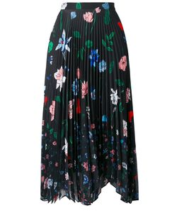 Markus Lupfer | Print Pleated Skirt