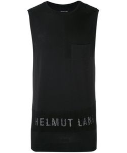 Helmut Lang | Branded Tank Top