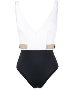 Moeva | Trim Plunge Swimsuit Women