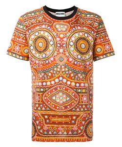 Moschino | Mirror Embroidered T-Shirt M