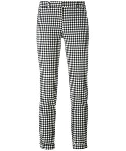 Incotex | Check Skinny Trousers Size 42