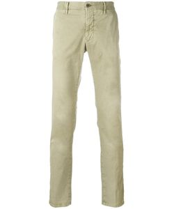 Incotex | Tape Trousers 35 Cotton/Spandex/Elastane