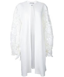 Co-Mun | Lace Sleeve Coat 38
