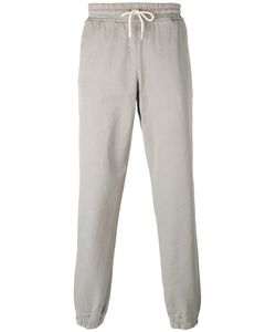 Soulland | Cuffed Hem Drawstring Trousers Medium
