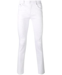 Stampd | Distressed Skinny Jeans Size 32