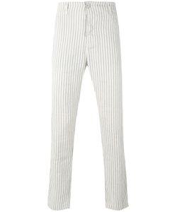 Transit | Woven Stripe Trousers Xs