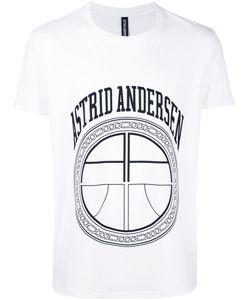 Astrid Andersen | Essential Logo T-Shirt Small Cotton/Spandex/Elastane