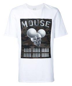 Cy Choi   Mouse Print T-Shirt Men
