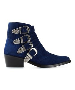 Toga Pulla   Buckled Ankle Boots 38