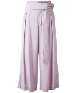 Vivienne Westwood | Wide-Leg Cropped Trousers