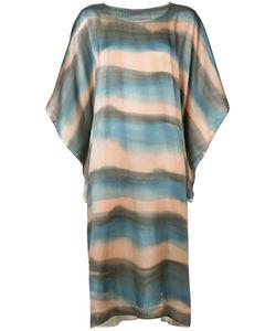 Raquel Allegra | Striped Dress 0