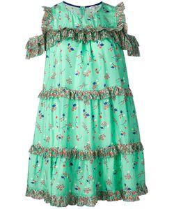 Manoush   Print Ruffled Dress