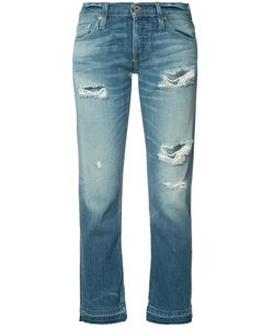 NSF | Ripped Cropped Jeans 26