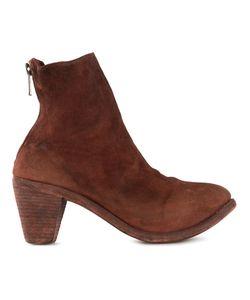 Guidi | Chunky Heel Ankle Boot 37