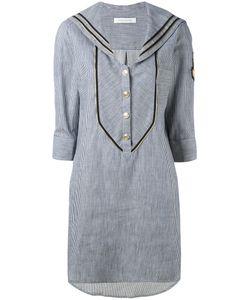 Pierre Balmain   Sailor Collar Dress