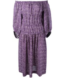Sonia Rykiel | Off-Shoulder Shift Dress Size 36