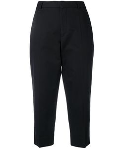 Maison Margiela | High-Waist Cropped Trousers Size 42