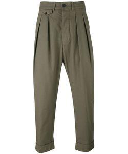 Wooster + Lardini | Pleated Trousers
