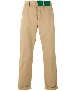 Sacai | Cuffed Trousers Men 4