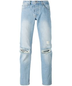 Soulland   Erik Distressed Jeans 30