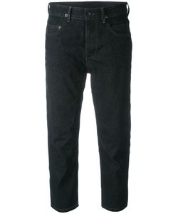 Rick Owens DRKSHDW   Torrence Cropped Jeans Size 28