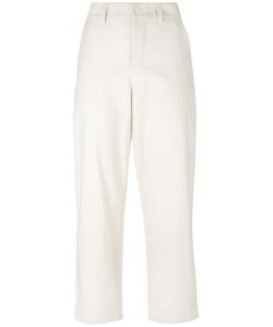 Toogood | Tapered Cropped Trousers Women