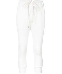 Bassike | Cropped Trousers 6 Elastodiene/Polyamide