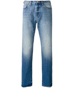 PS Paul Smith   Ps By Paul Smith Faded Straight-Leg Jeans