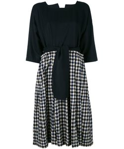 Daniela Gregis | Checked Dress One