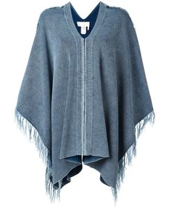 Chloé | Tassel Edge Cape Small