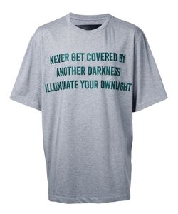 Juun.J | Back Print T-Shirt 44