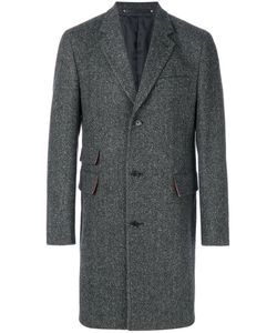 Paul Smith | Flap Pocket Classic Coat Cupro/Cashmere/Wool/Camel