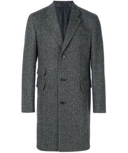 Paul Smith | Flap Pocket Classic Coat Cupro/Cashmere/Wool/Camel