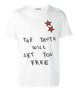 Andrea Pompilio | The Truth Print T-Shirt Size 48