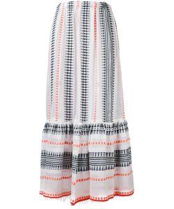 Lemlem   Embroidered Skirt L