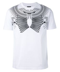 Les Hommes | Geometric Print T-Shirt