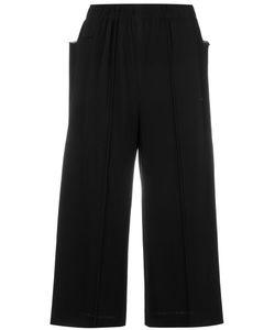 Issey Miyake Cauliflower   Cropped Pants Women