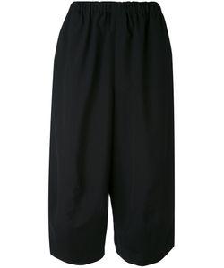 Comme Des Garçons Comme Des Garçons   Wide Cropped Trousers