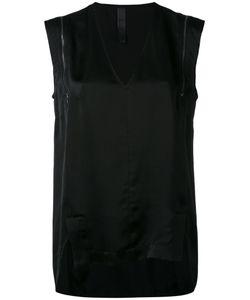Ilaria Nistri | Zip Detail Shift Blouse Size 40