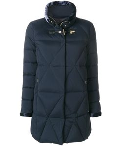 Fay | Quilted Zipped-Up Jacket