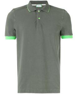 Capricode | Contrast Polo Shirt Men Xxl