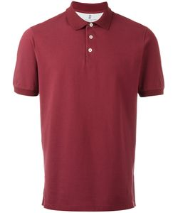 Brunello Cucinelli | Classic Polo Shirt Xl Cotton