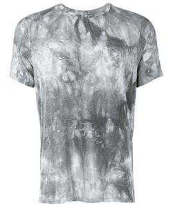 Tom Rebl | Abstract Print T-Shirt Size Small