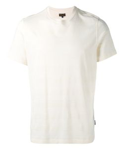 Barbour   Textured Stripe T-Shirt L