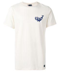 Bleu De Paname | Whale Print T-Shirt Size Medium